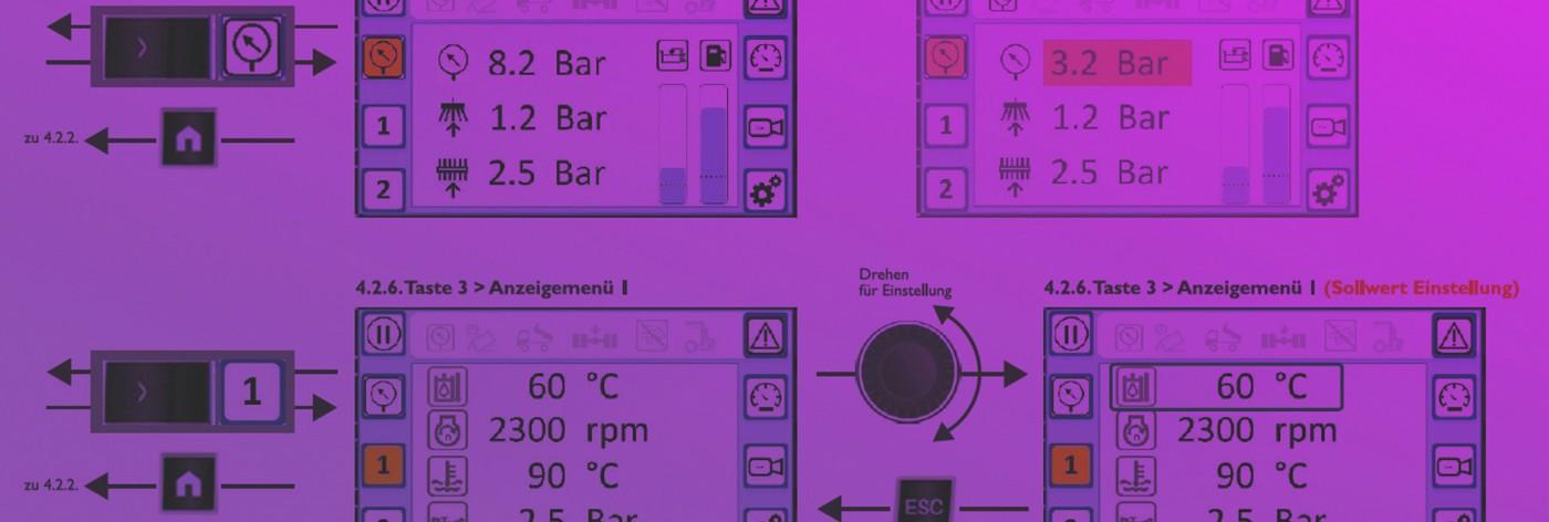 Interaction Design Visualisierung – entwurfsfabrik Köln